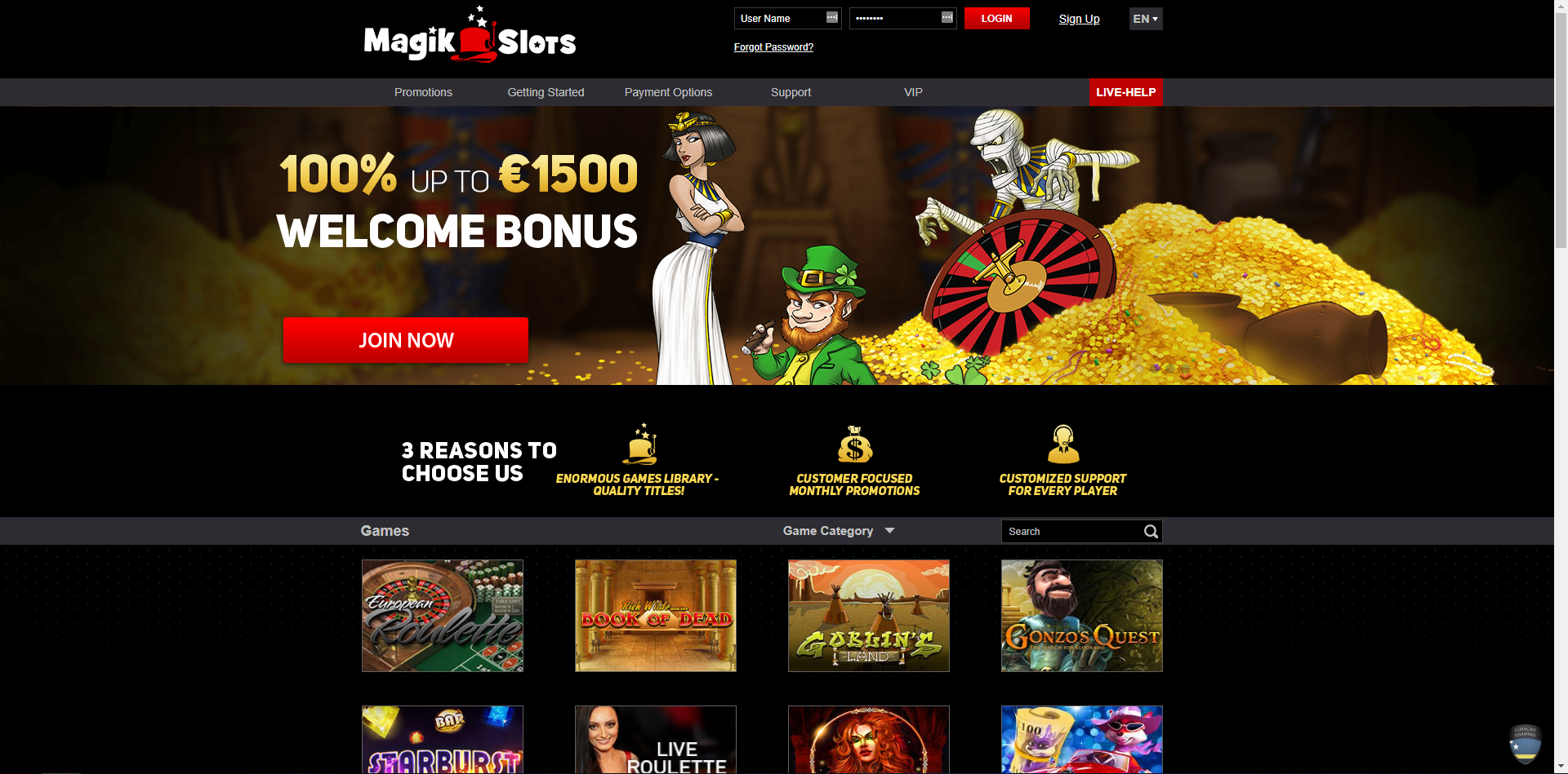 choisir meilleur casino en ligne